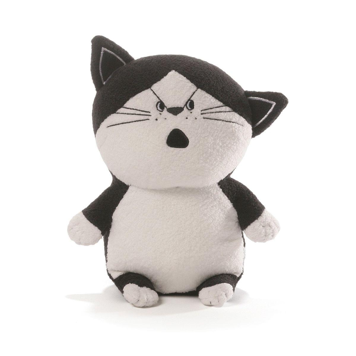 "Lupp the Cat Standing 10"" Beanbag Plush"