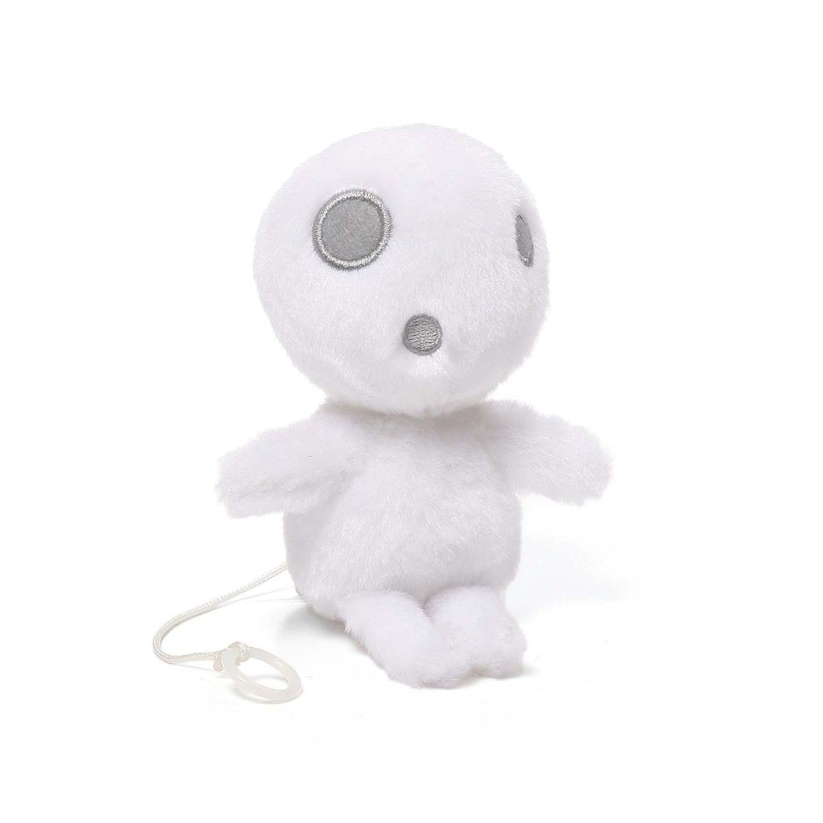 "Princess Mononoke 4"" Kodama Zip-Along Plush"