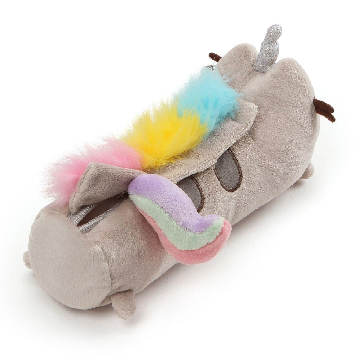 "Pusheen the Cat Pusheenicorn 8.5"" Plush Accessory Case"