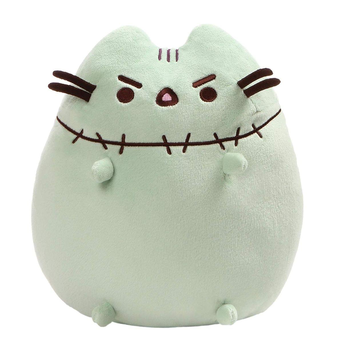 "Pusheen Zombie Halloween Cat 9.5"" Plush"