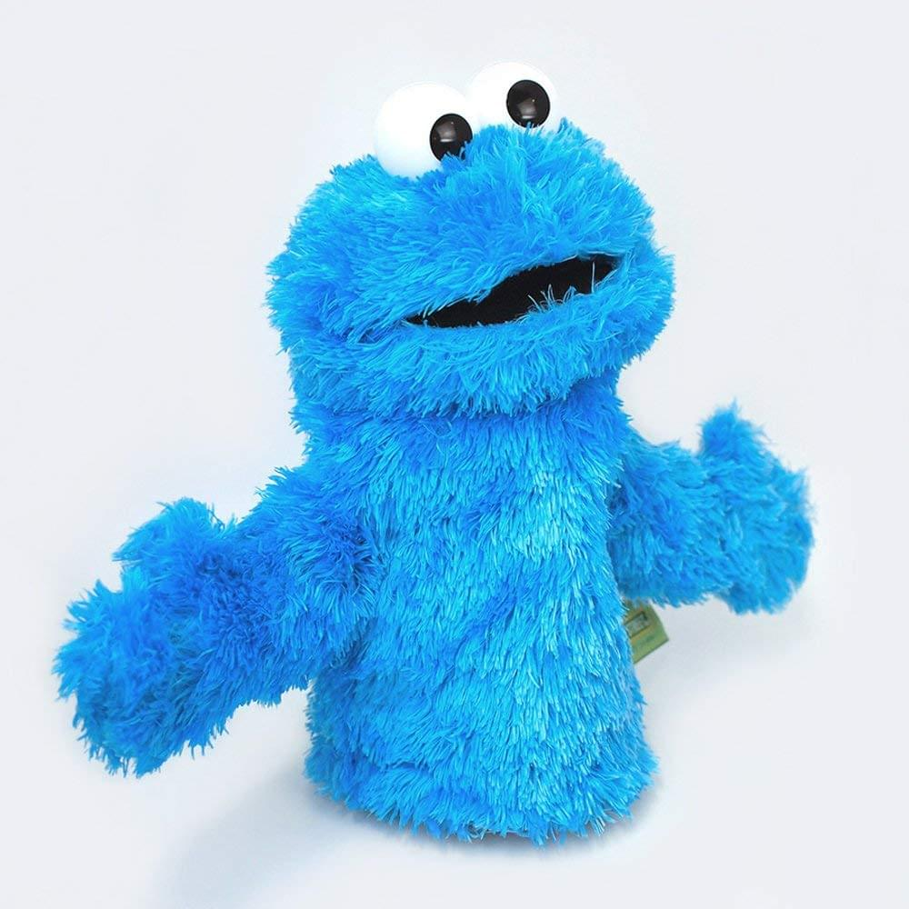 Sesame Street Cookie Monster 11 Inch Plush Hand Puppet