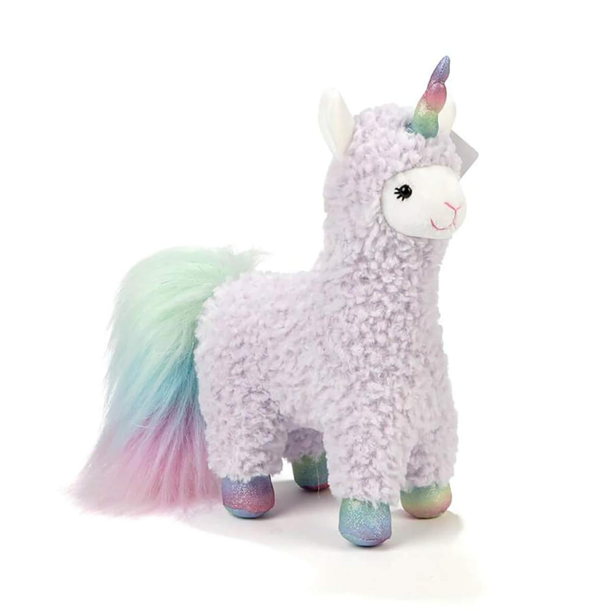 Sugar Plum Llamacorn 11 Inch Collectible Plush