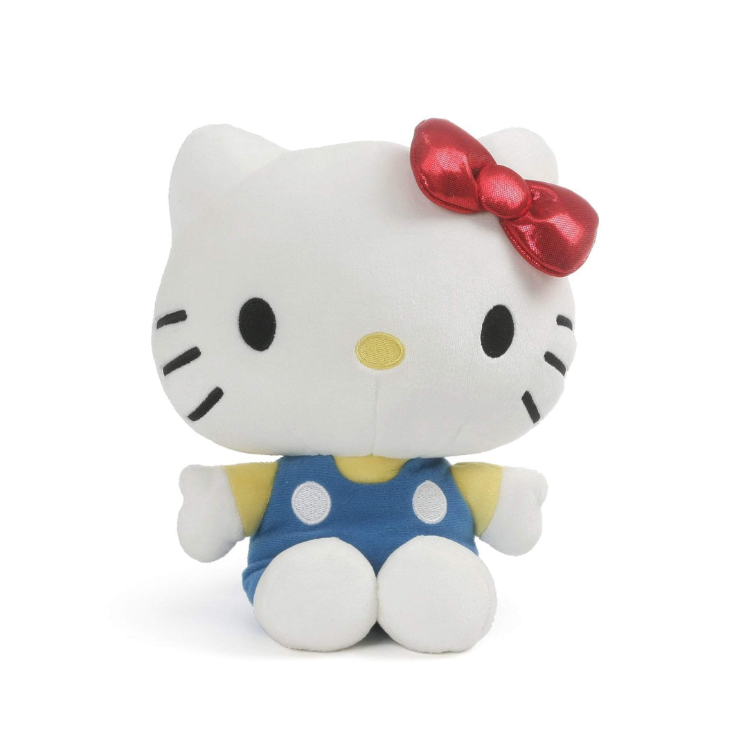 Hello Kitty Classic 6 Inch Stuffed Animal Plush