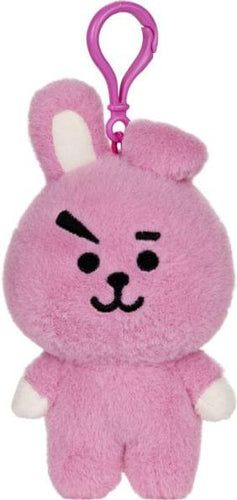 Line Friends BT21 4 Inch Backpack Clip | Cooky