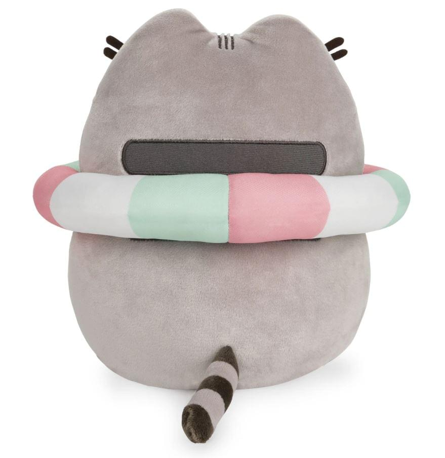 Pusheen in Striped Tube and Sunglasses 9.5 Inch Plush