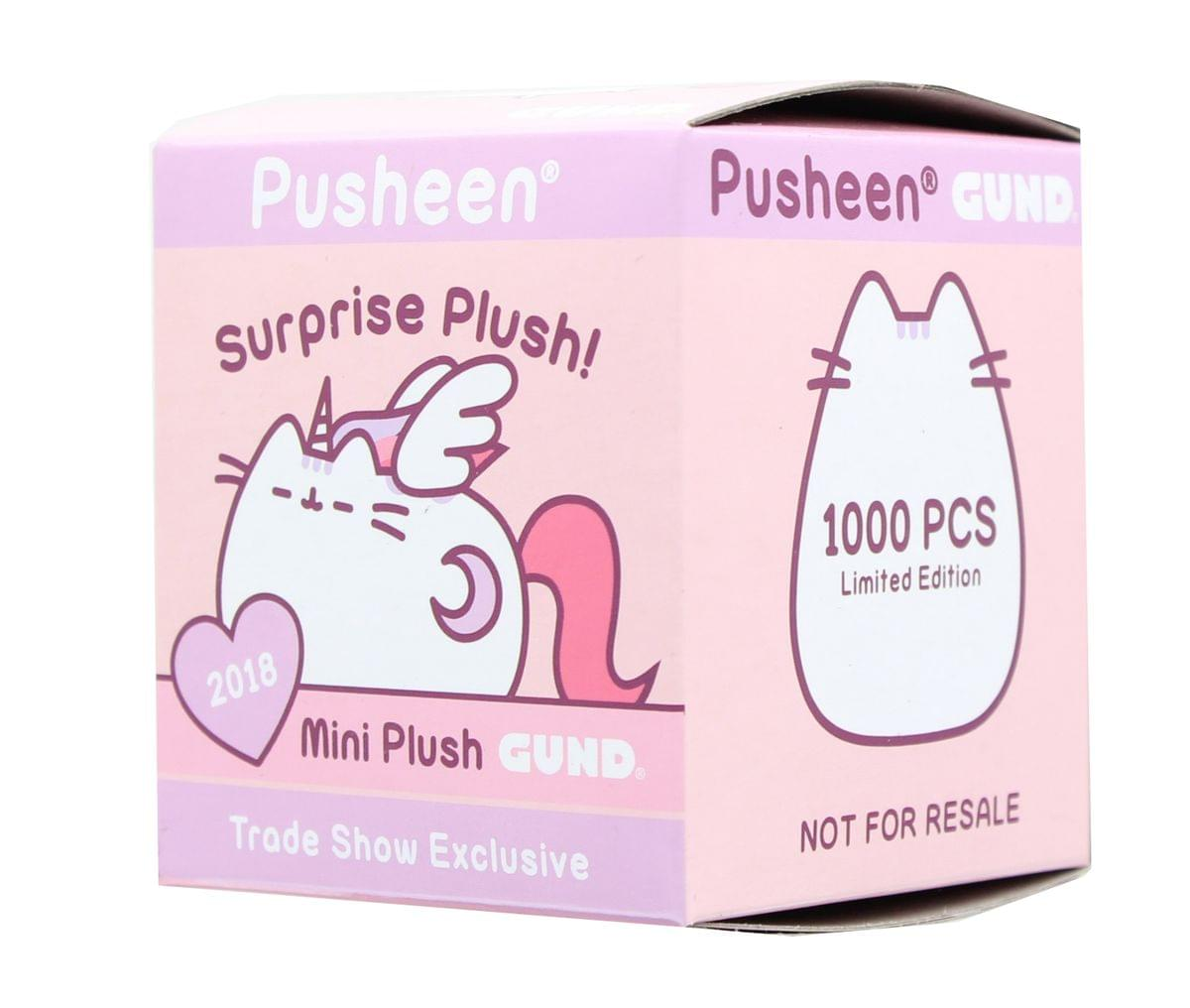 Pusheen Surprise Mini Plush Blind Box 2018 Trade Show Exclusive