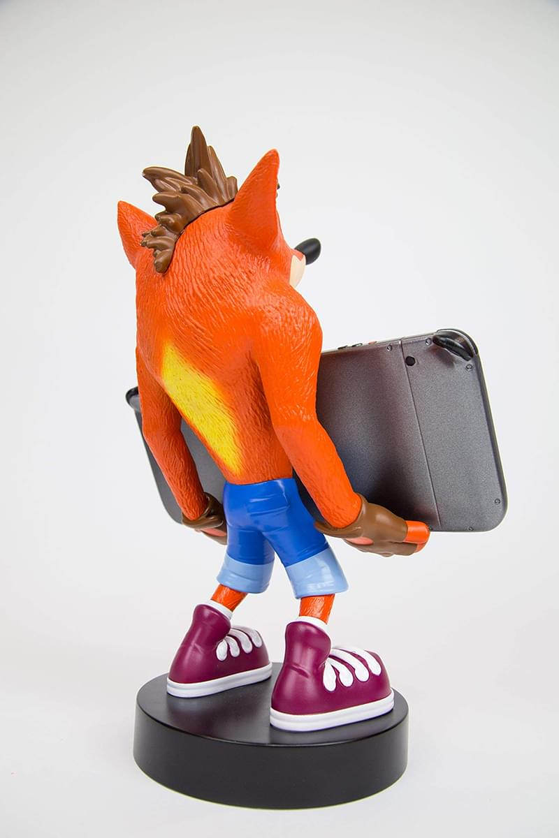 Crash Bandicoot Cable Guys XL 12-Inch Phone & Controller Holder