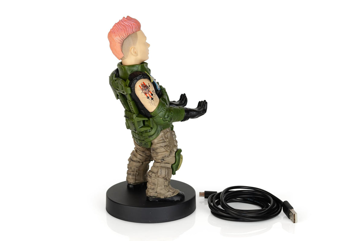 Call Of Duty Specialist #1 Battery Cable Guy 8-Inch Phone & Controller Holder