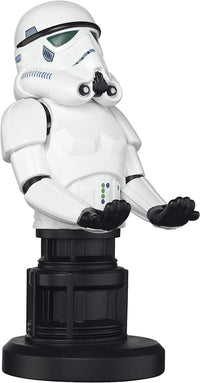 Star Wars Cable Guys Stormtrooper 8-Inch Phone & Controller Holder
