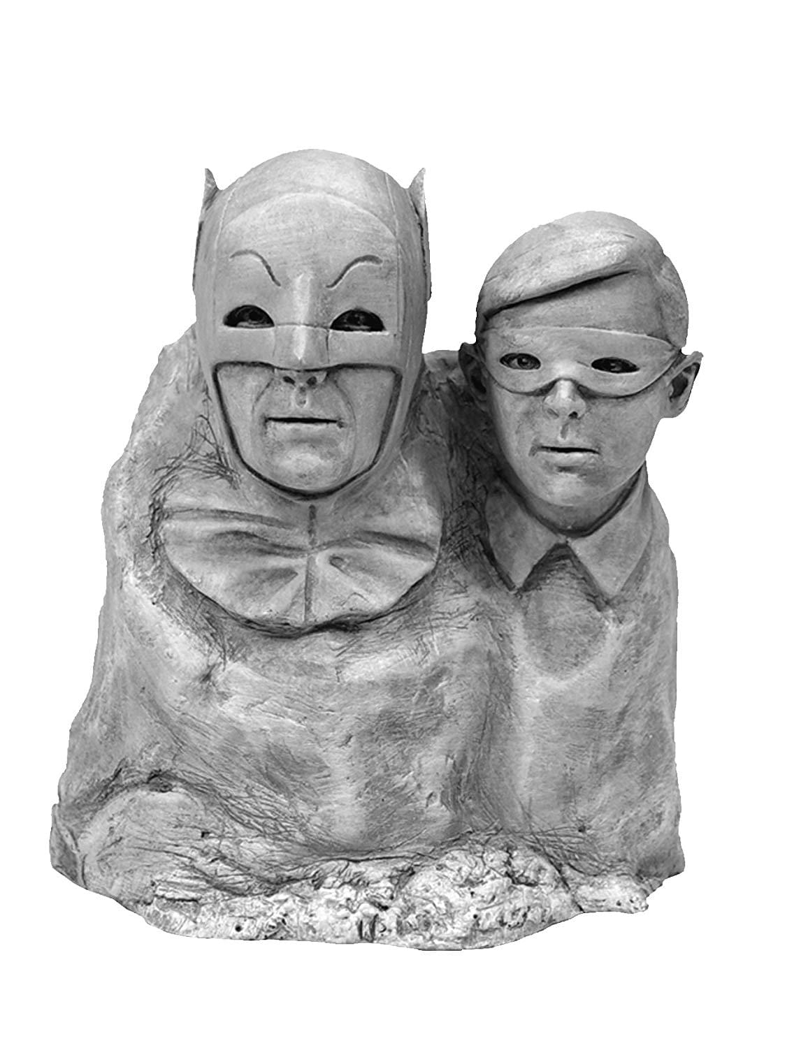 DC Comics Batman 1966 Dynamic Duo Monolith Statue