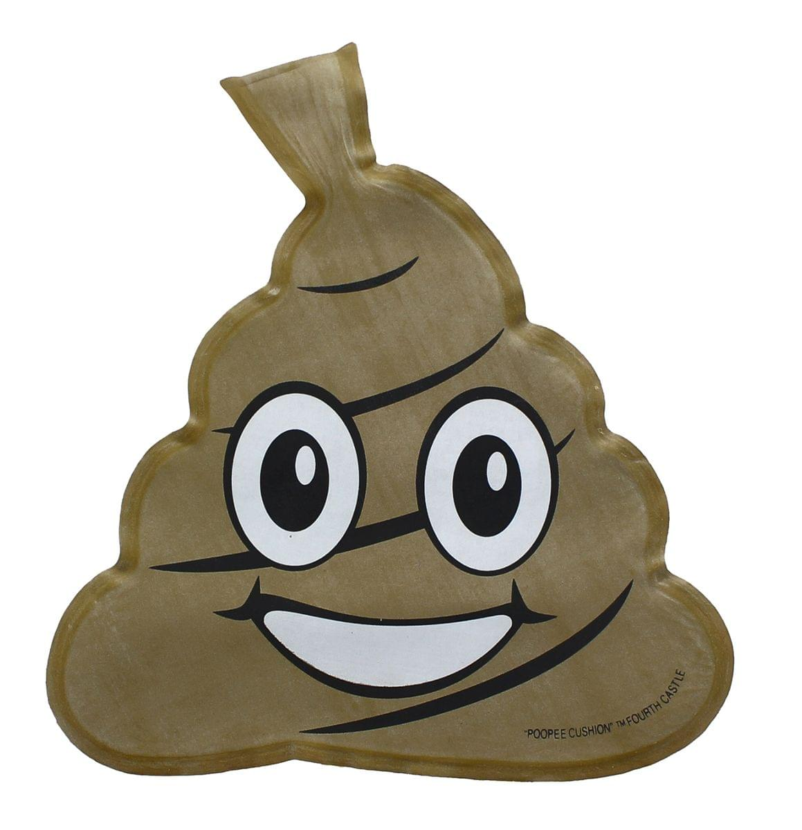 Poop Emoji Poopee Whoopee Fart Sound Cushion Toy Set of 3