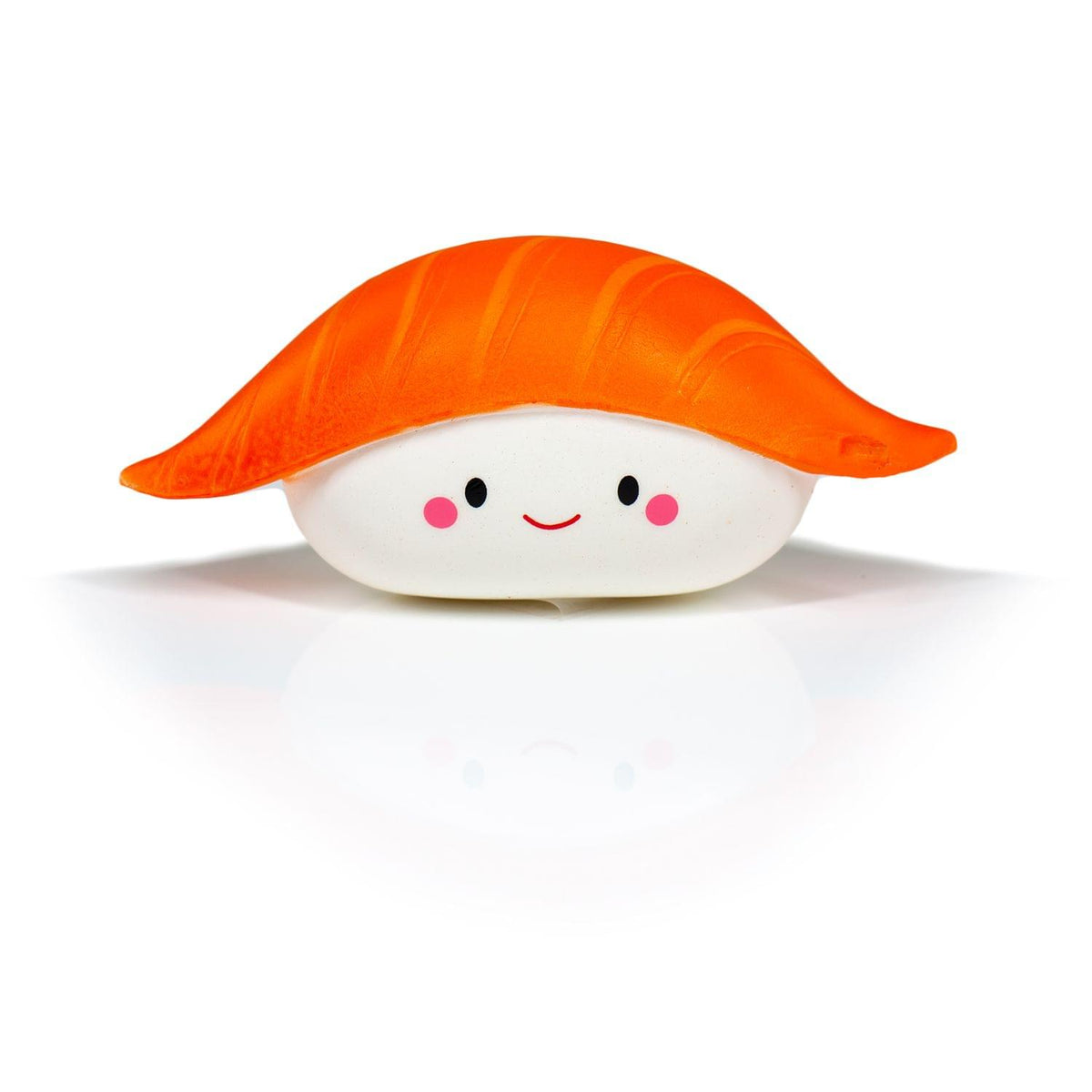 Smiling Salmon Nigiri Sushi Scented Squishy Foam Toy | Japanese Anime Collection