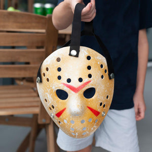 Friday the 13th Scary Costume| Jason Voorhees Mask Classic Version
