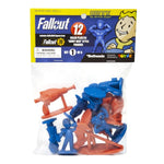 Fallout Nanoforce Series 1 Army Builder Figure Collection - Bagged Set 1