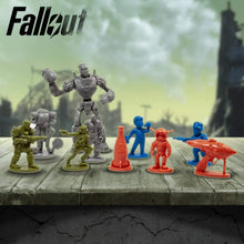 Load image into Gallery viewer, Fallout Nanoforce Series 1 Army Builder Figure Collection - Boxed Volume 2