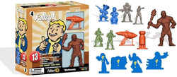 Fallout Nanoforce Series 1 Army Builder Figure Collection - Boxed Volume 4