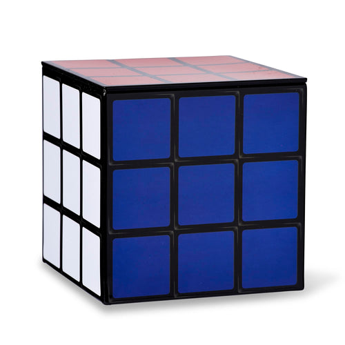 Rubik's Cube 4 x 4 Inch Tin Storage Box