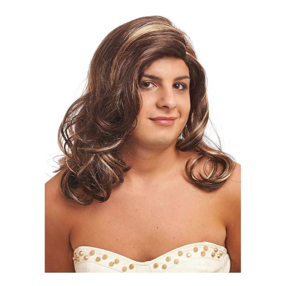 "Caitlyn ""Decathalon Cait"" Adult Costume Wig"