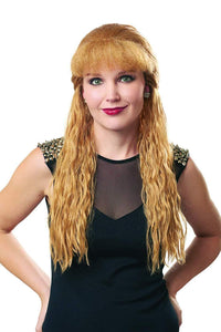 80s Skater Blonde Adult Costume Wig | One Size