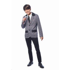 Mod Band Adult Costume Jacket