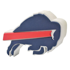 "NFL 3D Foam Logo 18"" Wall Display: Buffalo Bills"