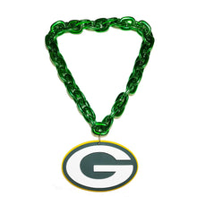 Load image into Gallery viewer, Green Bay Packers NFL 10 Inch FanChain 3D Foam Magnet