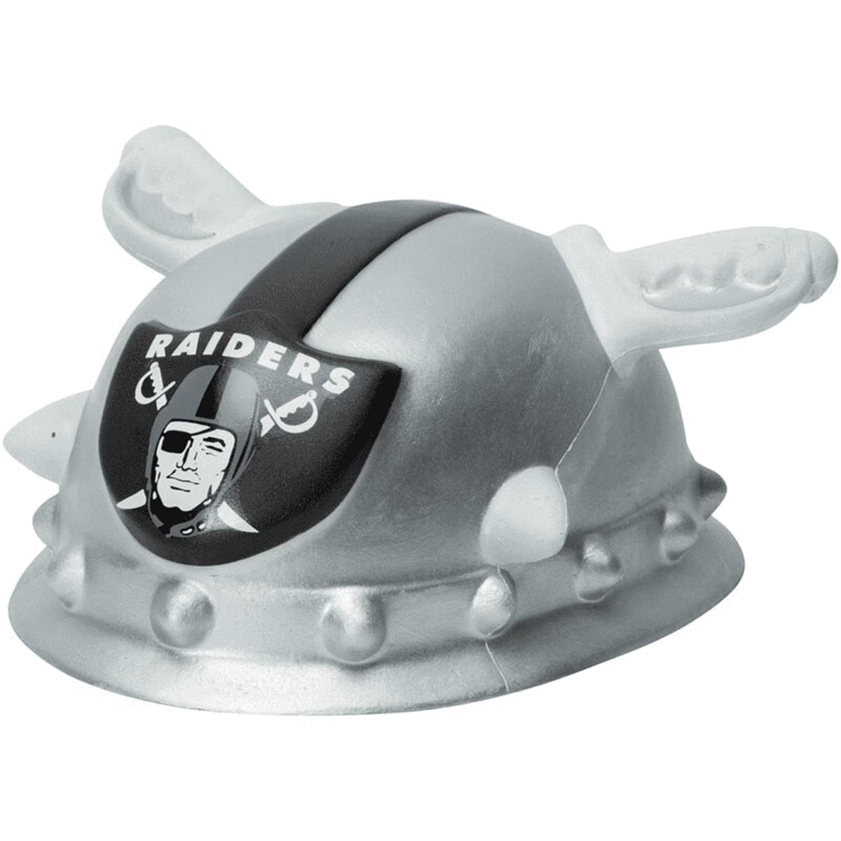NFL Team Mascot Foamhead Hat: Oakland Raiders