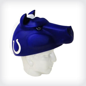 NFL Team Mascot Foamhead Hat: Indianapolis Colts