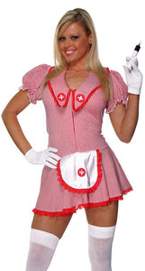 Sexy Candy Striper Adult Costume