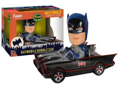 Batman Classic TV Series Wacky Wobbler Batmobile