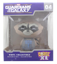 Load image into Gallery viewer, Marvel Guardians Of The Galaxy Funko Dorbz XL 6 Inch Vinyl Figure | Rocket Raccoon | 2015 Exclusive