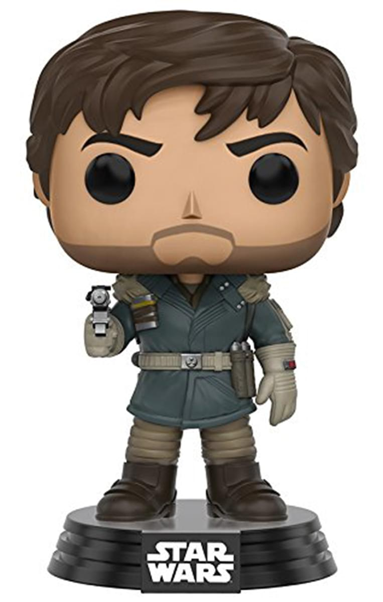 Star Wars: Rogue One Funko POP Vinyl Figure: Captain Cassian Andor