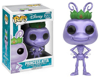 Load image into Gallery viewer, A Bug's Life Funko POP Vinyl Figure: Princess Atta