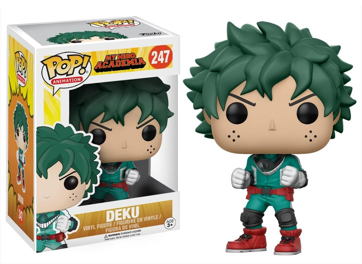 My Hero Academia Funko POP Vinyl Figure: Deku