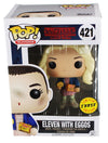 Stranger Things POP: Eleven w/ Eggos (Variant)