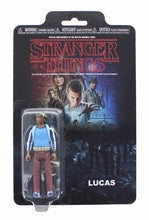 Load image into Gallery viewer, Stranger Things Funko 3 3/4-Inch Action Figure - Lucas