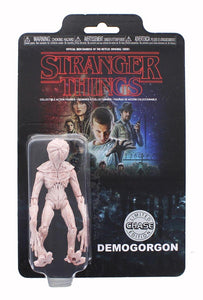 Stranger Things Funko 3 3/4-Inch Chase Action Figure - Demogorgon w/ Closed Mouth