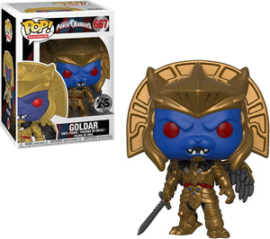 Power Rangers Funko POP Vinyl Figure | Goldar