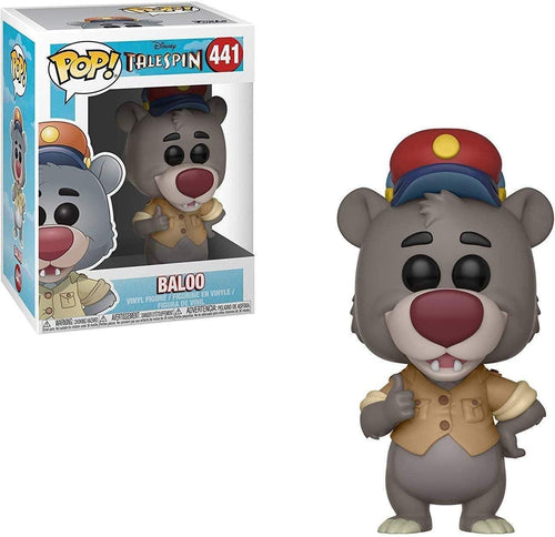 Disney Talespin Funko POP Vinyl Figure | Baloo