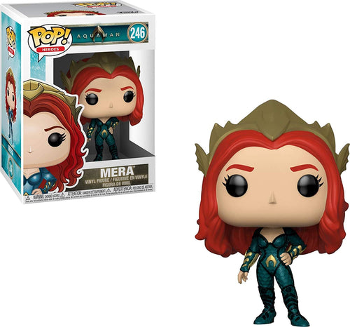 DC Comics Aquaman Funko POP Vinyl Figure | Mera