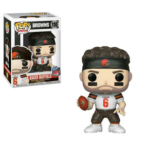 Cleveland Browns NFL Funko POP Vinyl Figure - Draft Baker Mayfield