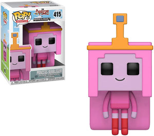 Adventure Time x Minecraft Funko POP Animation Vinyl Figure | Princess Bub