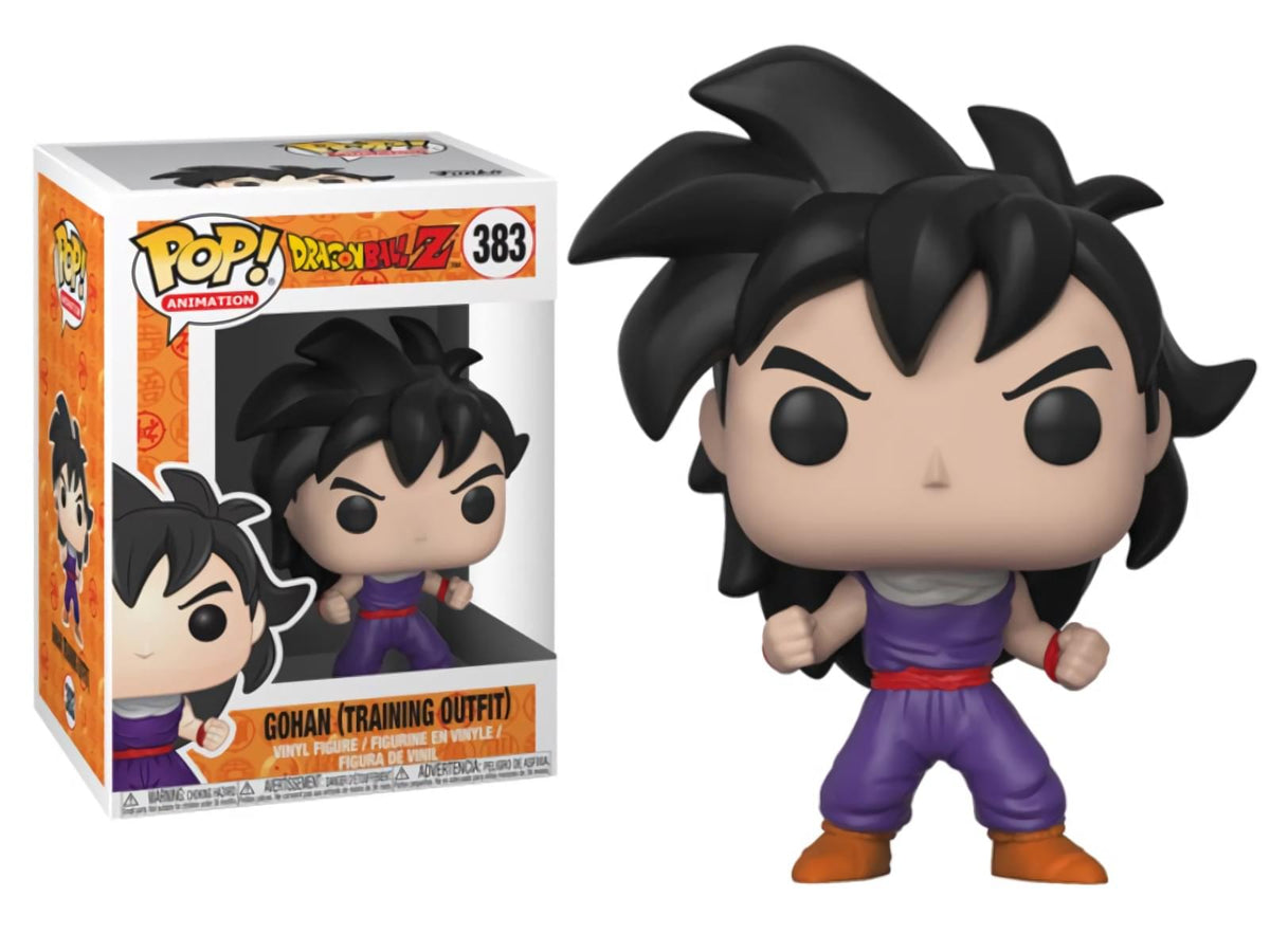 Dragon Ball Z Funko POP Vinyl Figure - Gohan Training Outfit