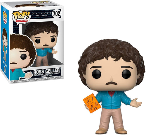 Friends Funko POP Vinyl Figure | 80's Ross