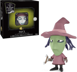 Nightmare Before Christmas Funko 5 Star Vinyl Figure | Shock