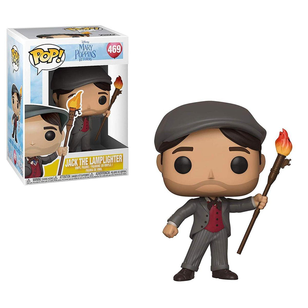 Disney Mary Poppins Funko POP Vinyl Figure - Jack The Lamplighter