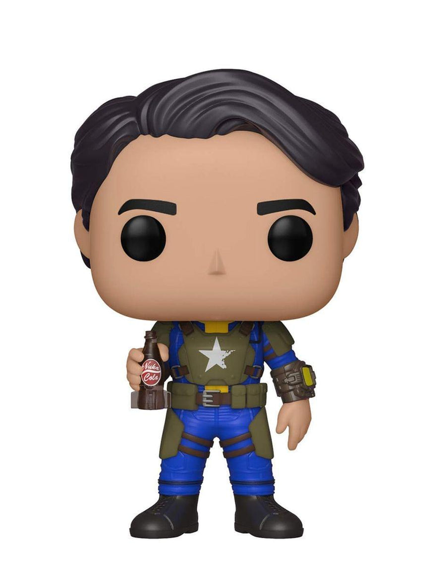 Fallout Funko POP Vinyl Figure - Male Vault Dweller