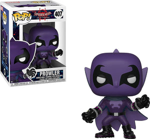 Marvel Spider-Man Into The Spider-Verse Funko POP Vinyl Figure | Prowler
