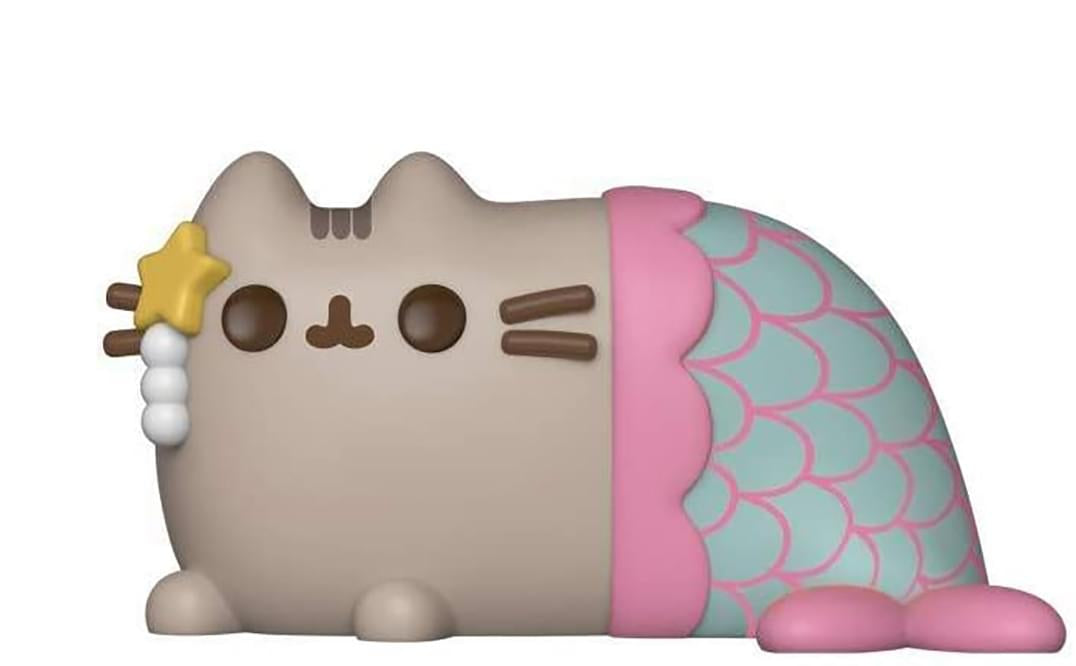 Pusheen Funko POP Vinyl Figure | Pusheen Mermaid