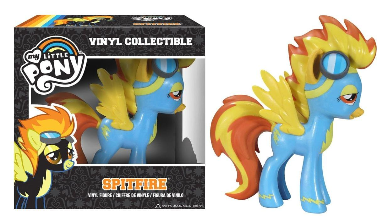 Funko My Little Pony Spitfire Collectible Vinyl Figure